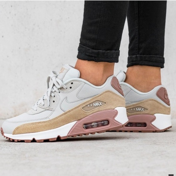 Nike kvinder Air Max 90 neutral multi farve  women's Air Max 90 neutral multi color